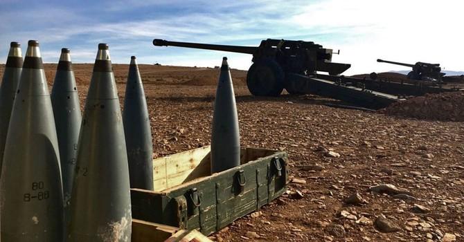 Các đoàn xe tải lũ lượt chở vũ khí từ Thổ Nhĩ Kỳ vào Syria