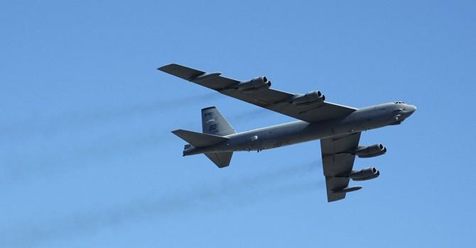 Hoa Kỳ đưa máy bay ném bom B-52 đến Syria tiêu diệt IS