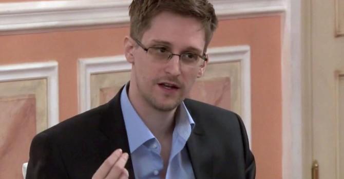 Edward Snowden được trao giải thưởng Na Uy vì bảo vệ tự do