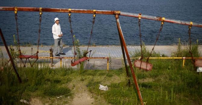 Nhật Bản chuyển dịch 5 mét sau một trận động đất