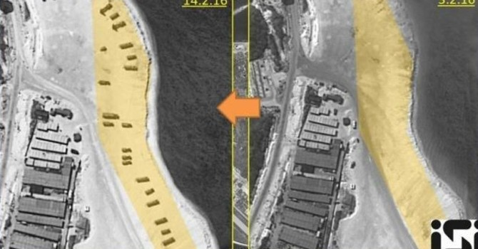 Báo Mỹ lo ngại sức mạnh của Trung Quốc trên Biển Đông