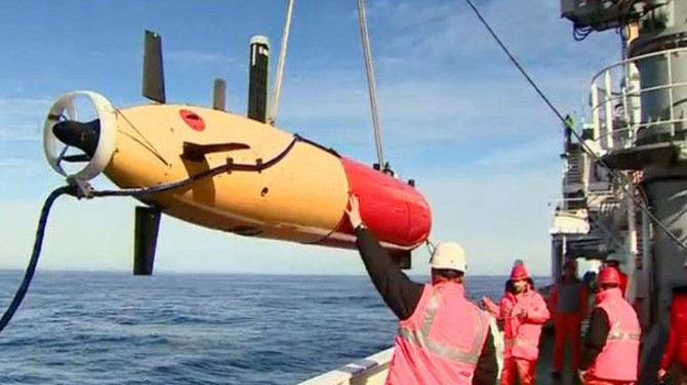 Drone lặn biển sẽ tiêu diệt tàu ngầm?