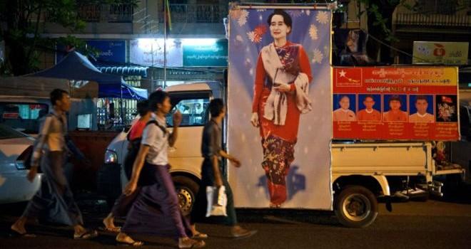 Yangon trỗi dậy từ bàn tay sắt quân đội