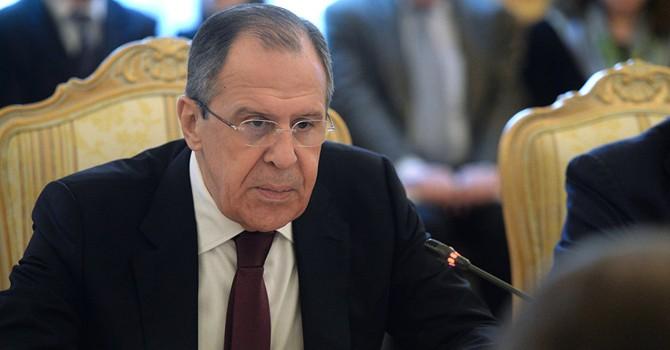 """Ông Lavrov: """"Syria chỉ là cái cớ để trừng phạt Nga"""""""