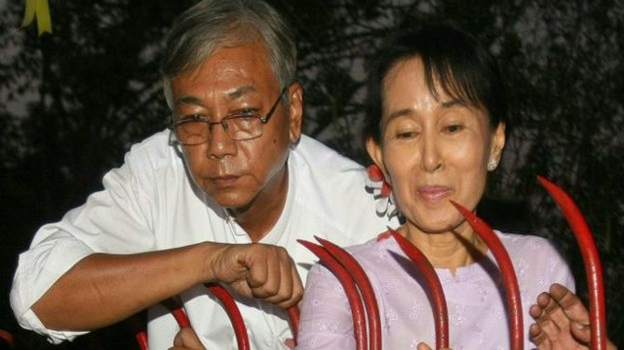 Bạn thân của bà Suu Kyi liệu có trở thành Tổng thống Myanmar?