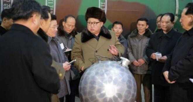 Triều Tiên tuyên bố 'sớm thử đầu đạn hạt nhân'