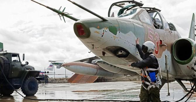 Quân đội về nước nhưng sứ mệnh của Nga ở Syria vẫn chưa kết thúc