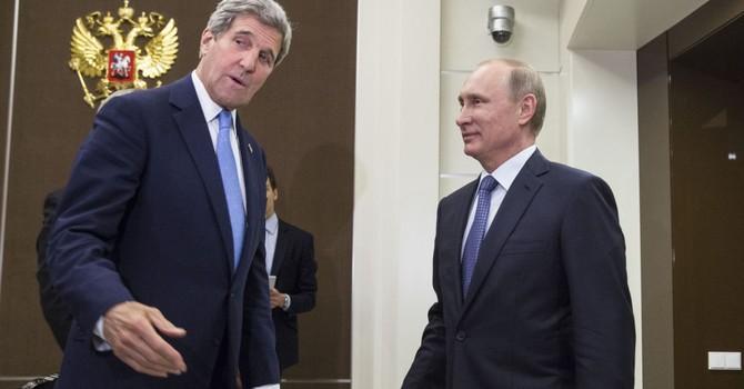 Ngoại trưởng Kerry và Tổng thống Putin sẽ trao đổi điều gì ở Moscow?