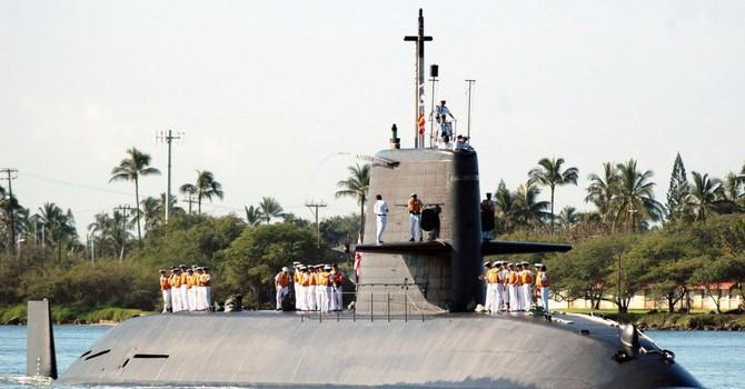 Tàu ngầm Nhật Bản sắp ghé thăm Philippines và Việt Nam