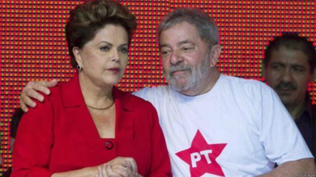 Cựu Tổng thống Brazil 'làm chánh văn phòng'
