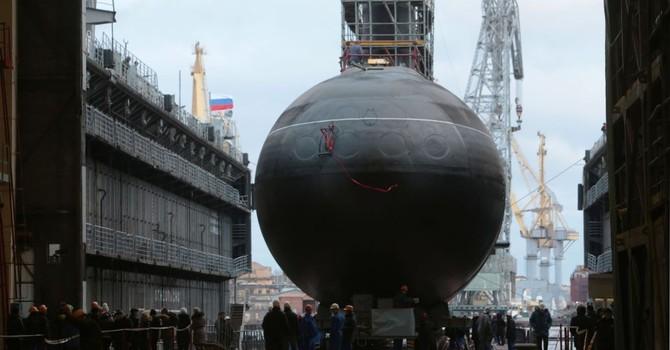 Nga tiết lộ thiết kế của tàu ngầm thế hệ mới Husky