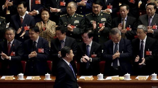 Thư Trung Quốc: 'Đồng chí Tập hết năng lực và nên từ chức'