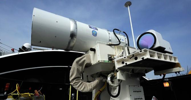 Vũ khí laser sẽ cho ra đời một loại hình chiến tranh mới