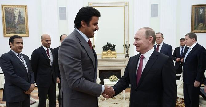 Lãnh đạo Qatar đánh giá cao nỗ lực của Nga ở Syria
