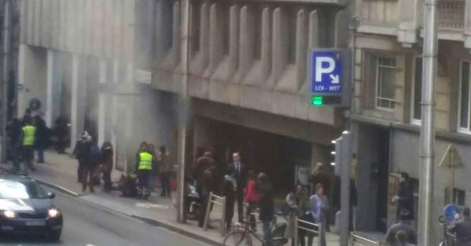 Vụ nổ sân bay Brussels là 'tấn công tự sát'
