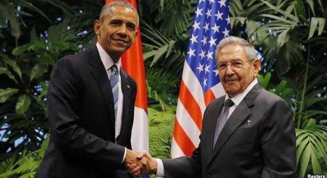Tổng thống Obama ca ngợi tiến bộ với Cuba