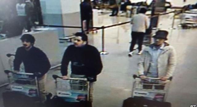Bỉ tiếp tục truy lùng nghi can vụ tấn công Brussels