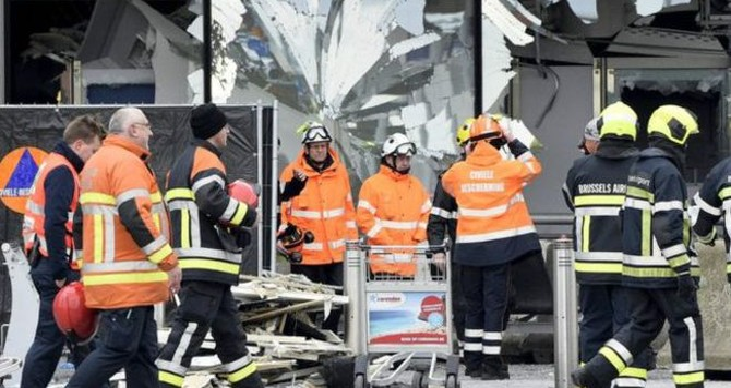 Hàng chục người vẫn bị nguy kịch sau vụ Brussels