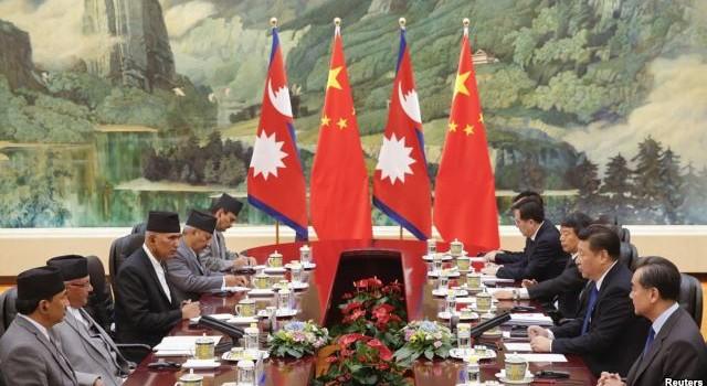 Nepal sắp mở tuyến đường với Trung Quốc