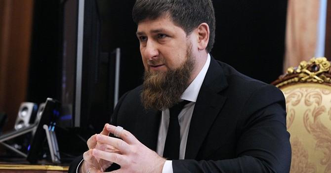 Tổng thống Putin bổ nhiệm ông Kadyrov làm quyền lãnh đạo Chechnya