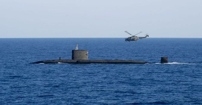 Mỹ chặn bắt tàu ngầm chở 5,5 tấn cocaine