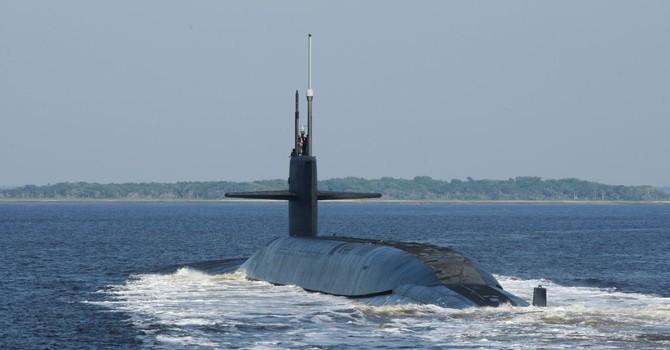 Biển Đông: Mỹ đưa tầu ngầm lớn nhất tới Philippines