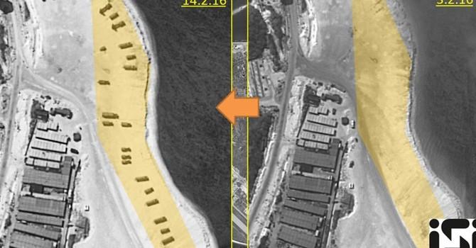 Trung Quốc triển khai tên lửa chống hạm tại Hoàng Sa