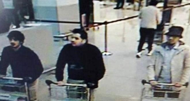Bỉ công bố video nghi phạm thứ ba