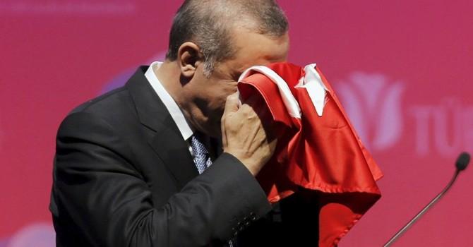Đại sứ Đức bị triệu tập vì truyền hình Đức châm biếm ông Erdogan