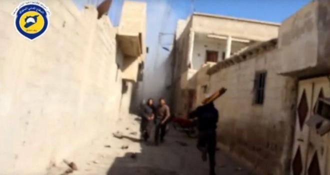 Mỹ nói 'kinh sợ' đợt không kích Damascus của Syria