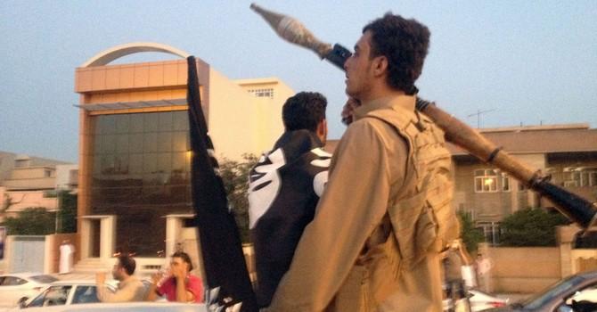 Không quân liên quân phá hủy lãnh sự quán Thổ Nhĩ Kỳ tại Iraq để tiêu diệt IS