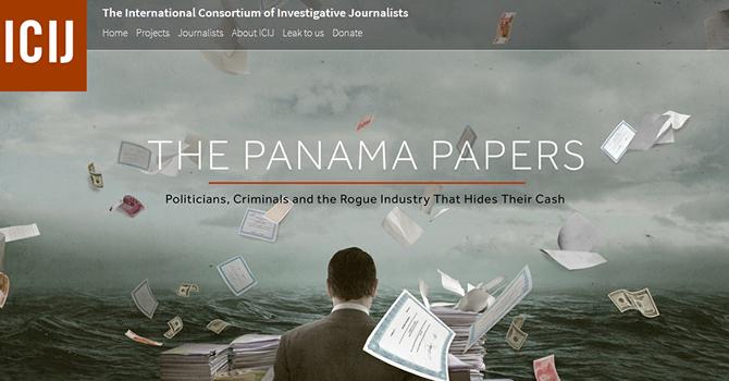 """Ai thu lợi từ """"xì-căng-đan Panama""""?"""