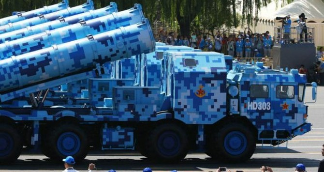 Quân sự: Trung Quốc và công nghệ ngụy trang mới