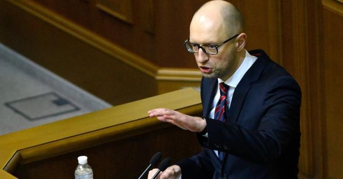 """Báo Mỹ: Ông Yatseniuk trở thành """"biểu tượng tuyệt vọng"""" của Ukraine"""