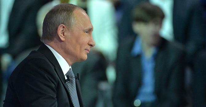 Tổng thống Putin: Nga coi Thổ Nhĩ Kỳ là bạn