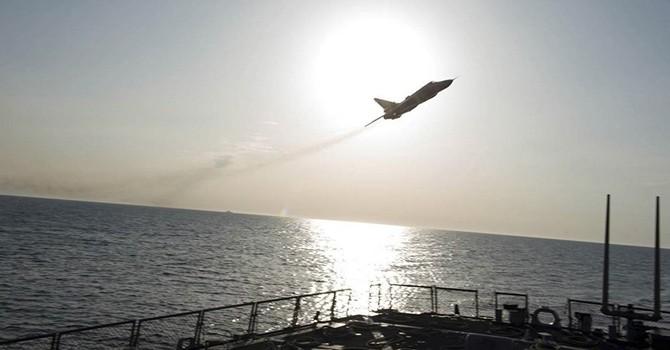 """Đến lượt điện Kremlin lên tiếng về tình huống Su-24 """"trêu ngươi"""" tàu khu trục Mỹ"""