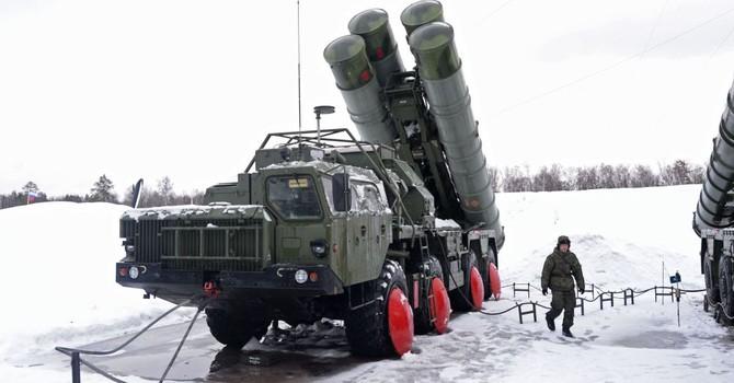 Không quân Nga sắp có tên lửa S-500