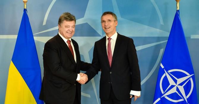 Chỉ có 45% người Ukraine ủng hộ gia nhập NATO