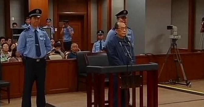 Trung Quốc: Ăn hối lộ bao nhiêu thì bị kết án tử hình?