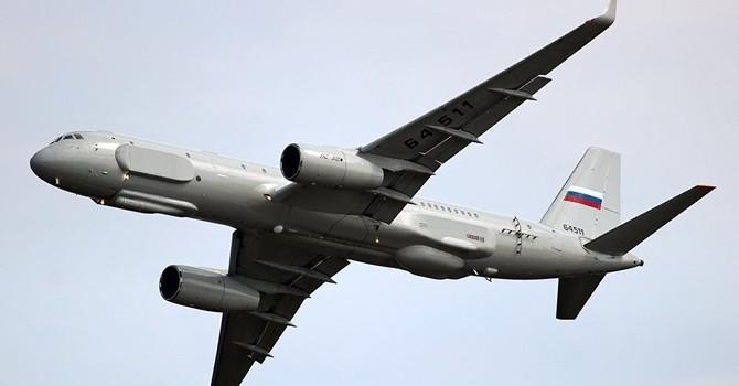 Mỹ ganh tị với các máy bay trinh sát Nga