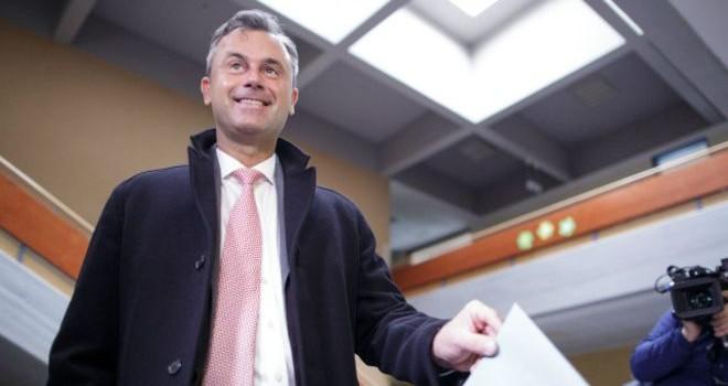 Người Áo 'sốc' vì bầu cử tổng thống