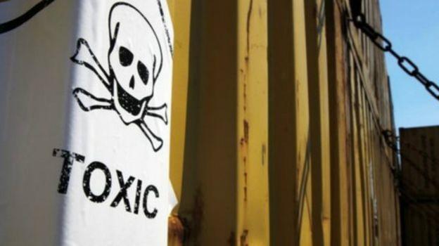 Campuchia từng 'gửi trả' Formosa chất độc