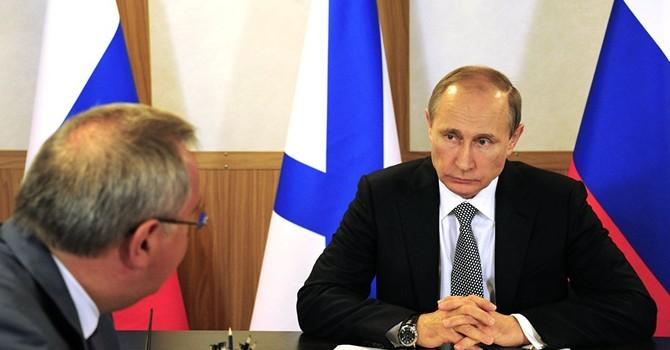 Ông Putin khiển trách Phó Thủ tướng Nga Rogozin