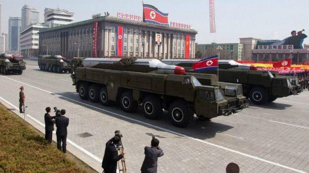 Triều Tiên lại đau đớn khi thử hỏa tiễn đạn đạo 'thất bại'