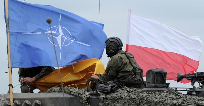 Mỹ muốn mở rộng sự hiện diện quân sự ở sườn phía đông của NATO