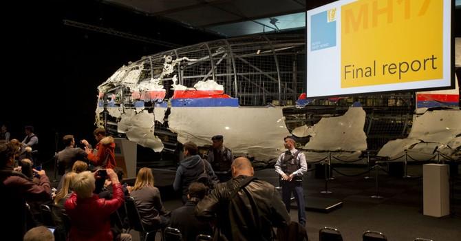 """Phương Tây cố tình """"lờ"""" dữ liệu của Nga về vụ tai nạn MH17"""