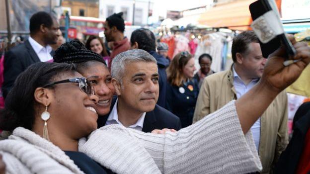Tân thị trưởng London là người Hồi giáo