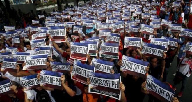 Diễn biến vụ Philippines kiện Trung Quốc