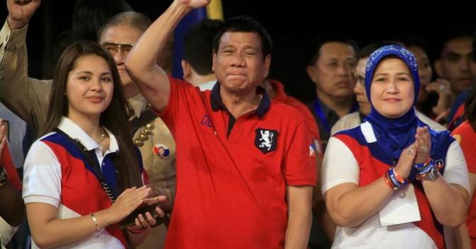 """Ứng viên Tổng thống Rodrigo Duterte, một """"Donald Trump"""" của Philippines?"""