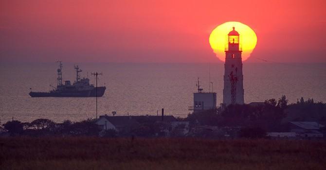 Báo Nga: Phong tỏa Crimea bằng kênh đào - ý tưởng điên rồ của Ukraine